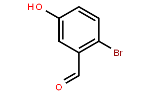 2-Bromo-5-(hydroxy)benzaldehyde