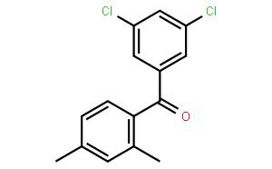 3,5-Dichloro-2',4'-dimethylbenzophenone