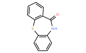 10,11-Dihydro-11-oxodibenzo[b,f][1,4]thiazepine