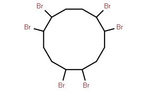 六溴环十二烷