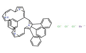 5,10,15,20-四苯基-21H,23H-卟吩氯化锰(III)