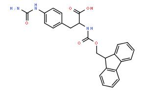 Fmoc-D-4-Aph(Cbm)-OH