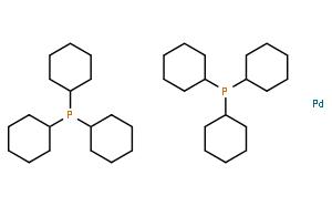 Bis(tricyclohexylphosphine)palladium(0)