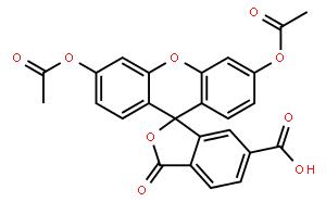 6-羧基荧光素二乙酸酯