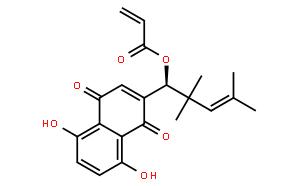 β-β′-二甲基丙烯酰阿卡寧
