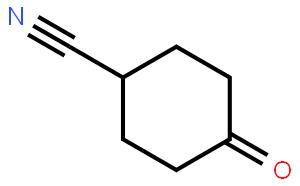 CYCLOHEXANECARBONITRILE, 4-OXO-