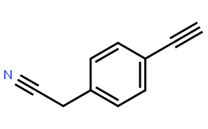 4-乙炔基苯乙腈