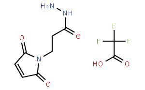 3-马来酰亚胺基丙酰肼三氟乙酸盐