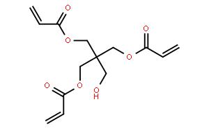 季戊四醇三丙烯酸酯, 300-400ppm 4-甲氧基苯酚做稳定剂