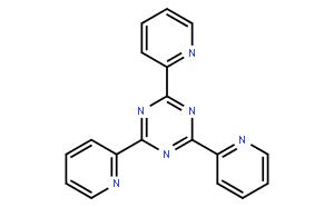 2,4,6-Tri(2-pyridyl)-1,3,5-triazine