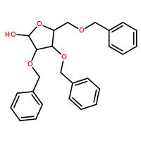 2,3,5-三-苄基-D-阿拉伯呋喃糖苷