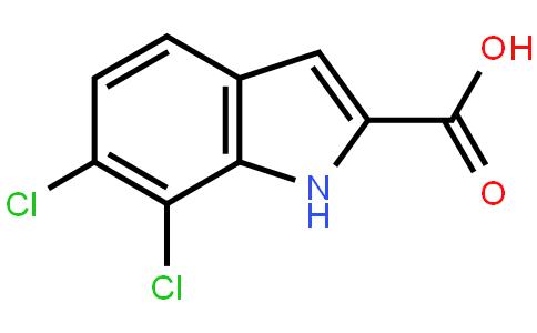 6,7-DICHLORO-1H-INDOLE-2-CARBOXYLIC ACID