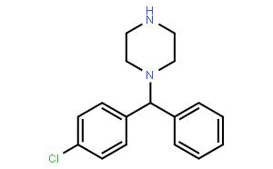 1-(4-氯二苯甲基)哌嗪
