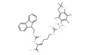 Fmoc-β-HomoArg(Pbf)-OH