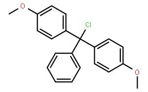 4,4'-二甲氧基三苯基氯甲烷