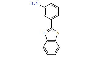 3-(2-Benzothiazolyl)aniline
