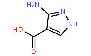 3-Aminopyrazole-4-carboxylic acid