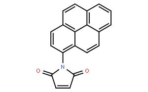 1H-Pyrrole-2,5-dione,1-(1-pyrenyl)-