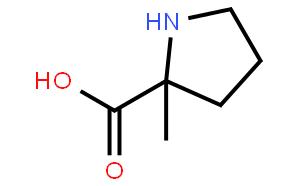 alpha-Methyl-L-proline  α-甲基-L-脯氨酸