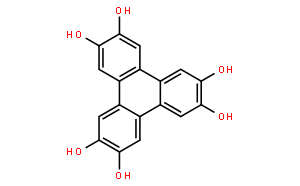 2,3,6,7,10,11-Triphenylenehexol
