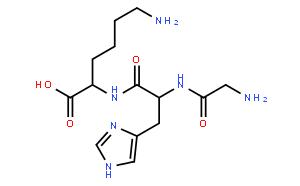 GHK-Cu;(glycyl-L-histidyl-L-lysine)copper(II);glycyl-L-histidyl-L-lysine:copper(II) complex