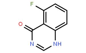 5-Fluoro-4-quinazolone