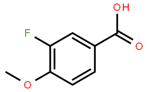3-Fluoro-4-methoxybenzoic acid