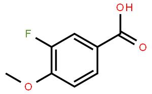 3-Fluoro-4-methoxybenzoic acid