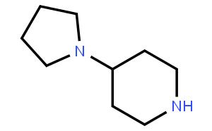 4-(1-Pyrrolidinyl)piperidine