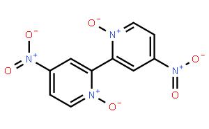 4,4'-二硝基-2,2'-联吡啶-N,N-二氧化物