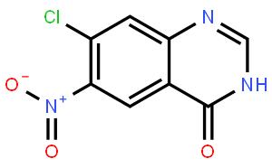 7-氯-6-硝基-4-羟基喹唑啉