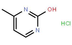 2-HYDROXY-4-METHYLPYRIMIDINE HYDROCHLORIDE