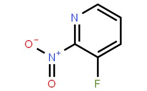3-氟-2-硝基吡啶