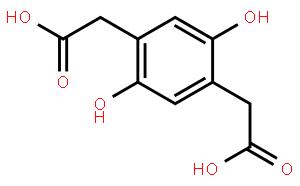 2,5-Dihydroxy-1,4-Benzenediacetic Acid