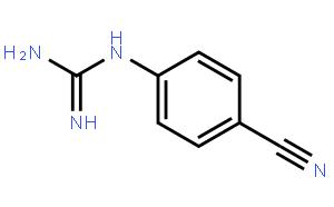 N-(4-氰基苯基)胍