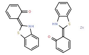 Bis[2-(2-benzothiazolyl)phenolato]zinc(II)  双[2-(2-苯并噻唑基)苯酚]锌(II)