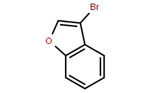 3-溴-1-苯并呋喃