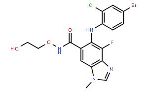 Selumetinib (AZD6244)