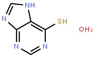 6-巯基嘌呤一水合物