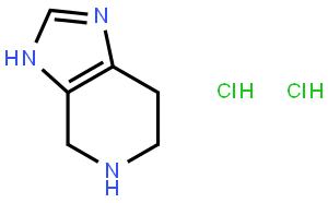 4,5,6,7-四氢-3H-咪唑并[4,5-C]吡啶二盐酸盐