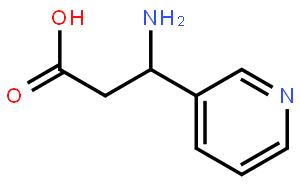 (RS)-3-氨基-3-(3-吡啶基)-丙酸