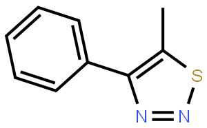 5-Methyl-4-phenyl-1,2,3-thiadiazole
