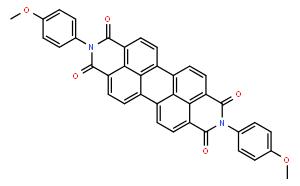 N,N'-双(4-甲氧基苯基)-3,4,9,10-苝四甲酰二亚胺