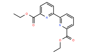 diethyl 2,2'-bipyridine-6,6'-dicarboxylate