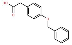 对苄氧基苯乙酸