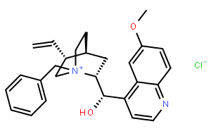 N-Benzylquininium Chloride [Chiral Phase-Transfer Catalyst] N-苄基奎宁氯[手性相转移催化剂]