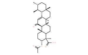 3-乙酰基-11-酮基-β-乳香酸