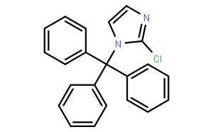 2-Chloro-1-tritylimidazole