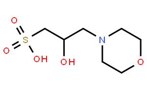 MOPSO;3-吗啉-2-羟基丙磺酸