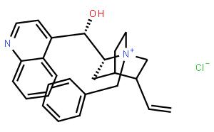 N-Benzylcinchoninium Chloride [Chiral Phase-Transfer Catalyst] N-苄基氯化辛可宁[手性相转移催化剂]